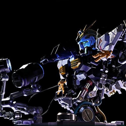 Bandai Formania Nu Gundam