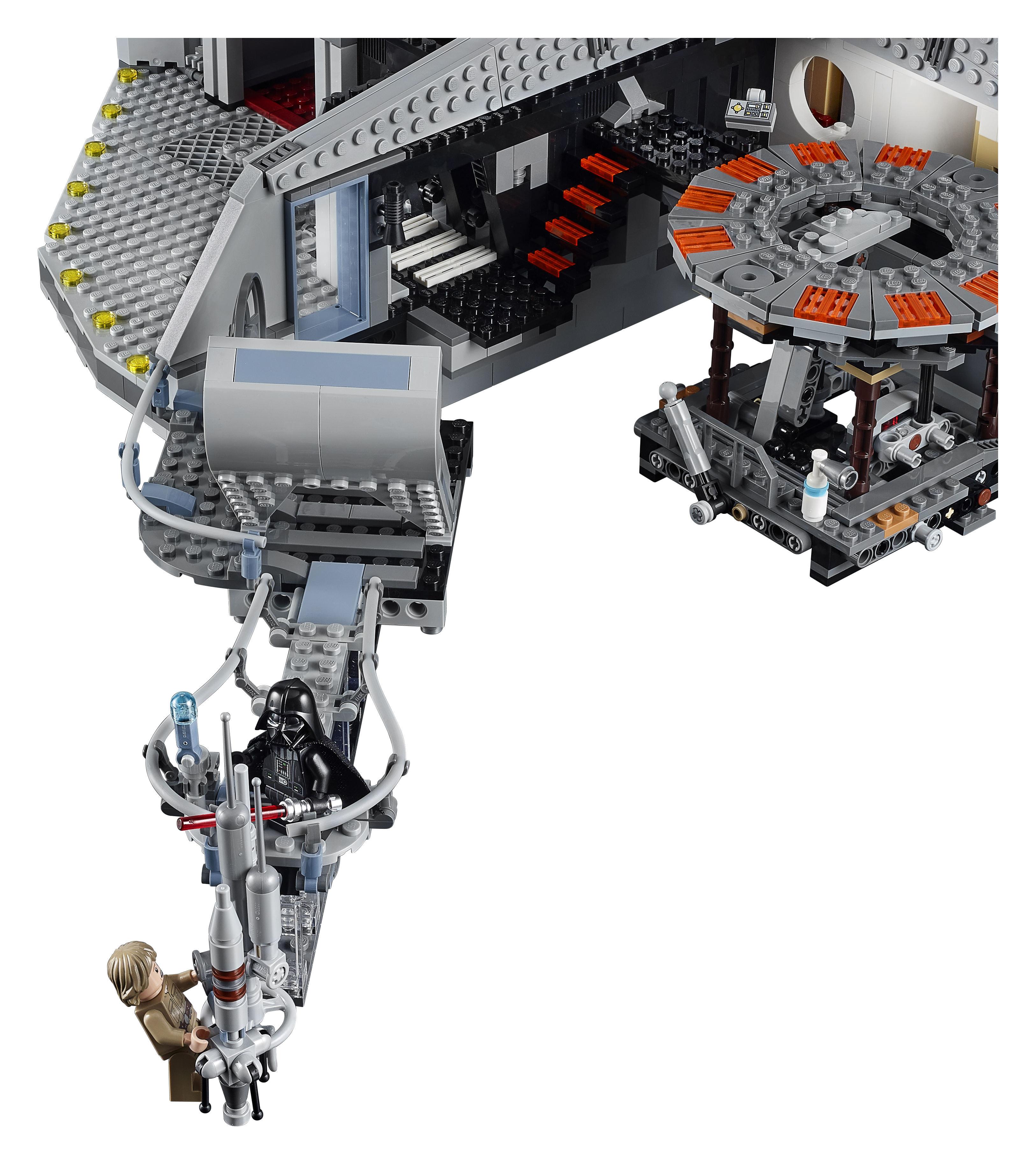 LEGO Cloud City