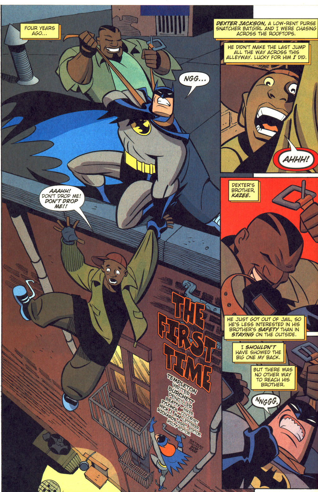 Batman Adventures Vol 2 #7