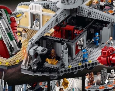 LEGO Cloud City