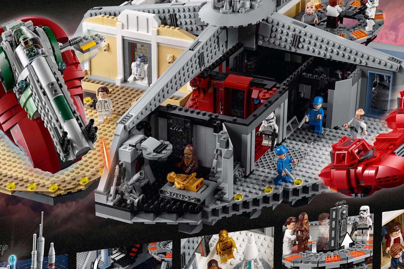 GadgetLust! LEGO Cloud City