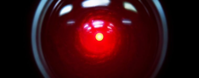 2001 A Space Odyssey - HAL