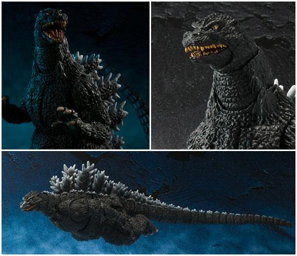 S.H. MonsterArts Godzilla
