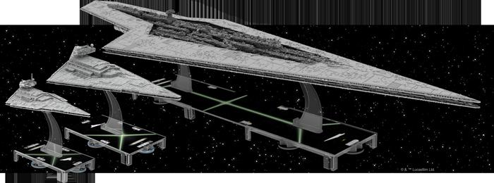 Fantasy Flight Games Star Wars Armada Super Star Destroyer