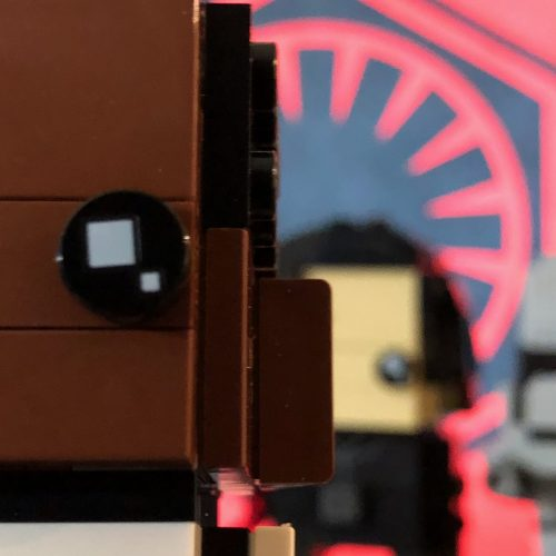 LEGO Brickheadz Finn, Kylo Ren, Captain Phasma