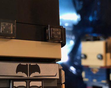 LEGO Brickheadz Tactical Batman, Superman