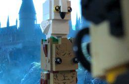 LEGO Brickheadz Harry Potter, Hedwig, Groot