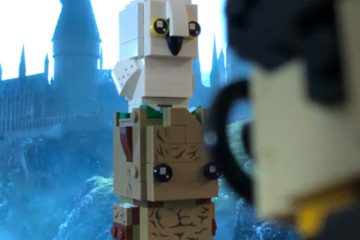 LEGO Brickheadz Harry Potter, Hedwig, Groot