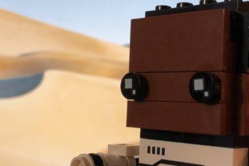 LEGO Brickheadz Finn