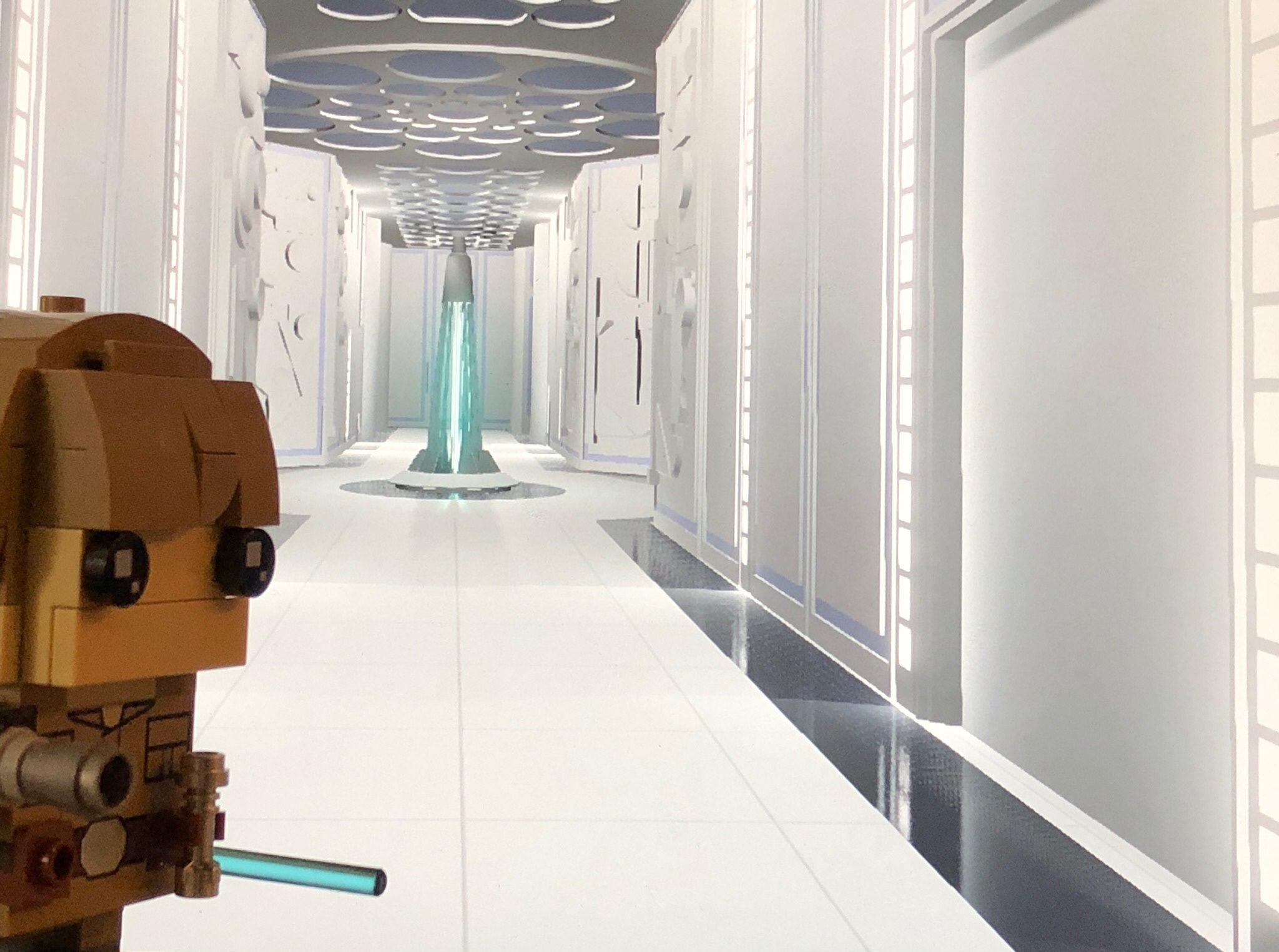 LEGO Brickheadz Luke Skywalker