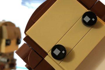 LEGO Brickheadz Luke Skywalker, Princess Leia