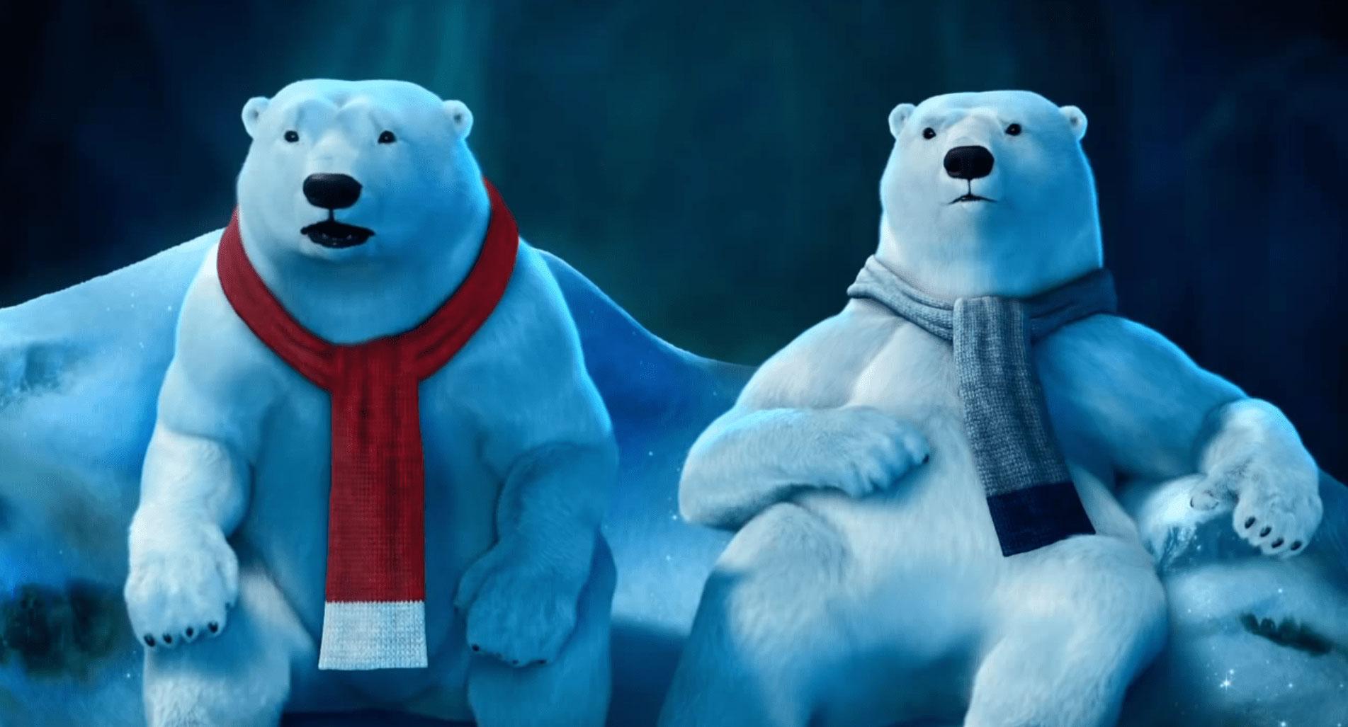 Coca Cola Polar Bears