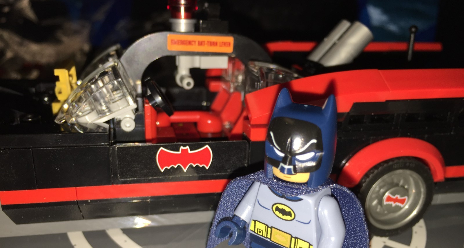 A Trip to the LEGO Garage