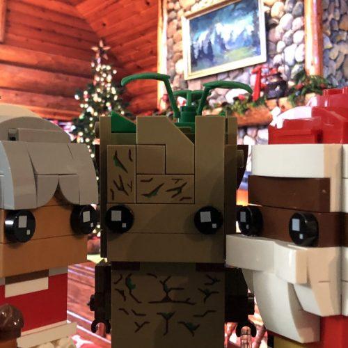 LEGO Brickheadz Soul Santa
