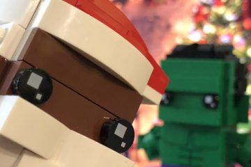 LEGO Brickheadz Soul Santa and Hulk