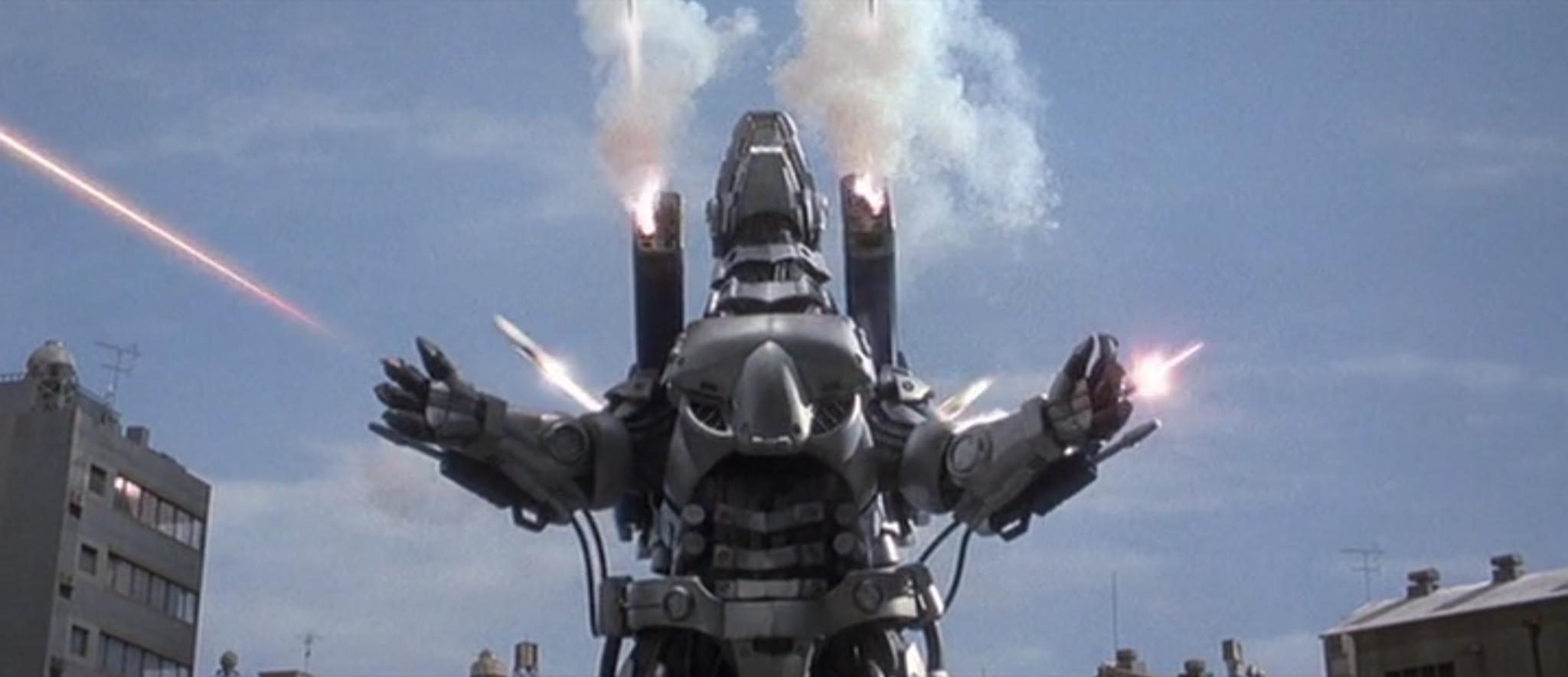 Godzilla × Mechagodzilla (2002)
