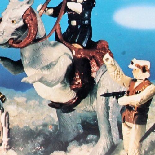 Empire Strikes Back Tauntaun