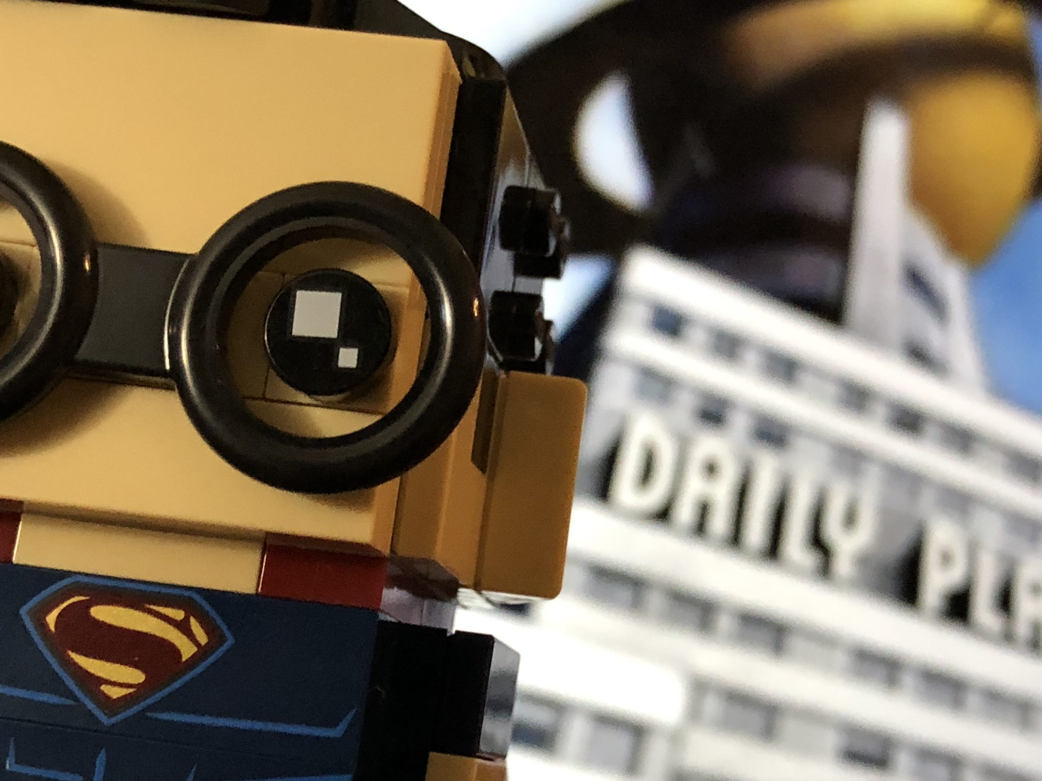 Brickheadz Theatre: Mild Mannered