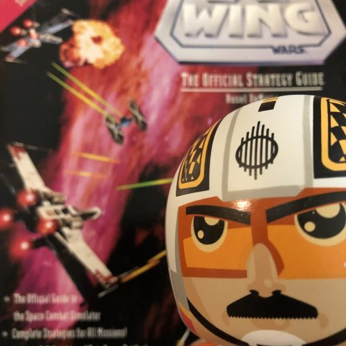 Might Muggs Star Wars Biggs Darklighter