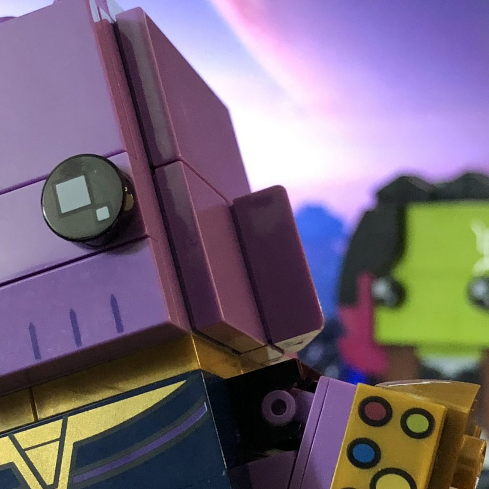 LEGO BrickHeadz Thanos and Gamora