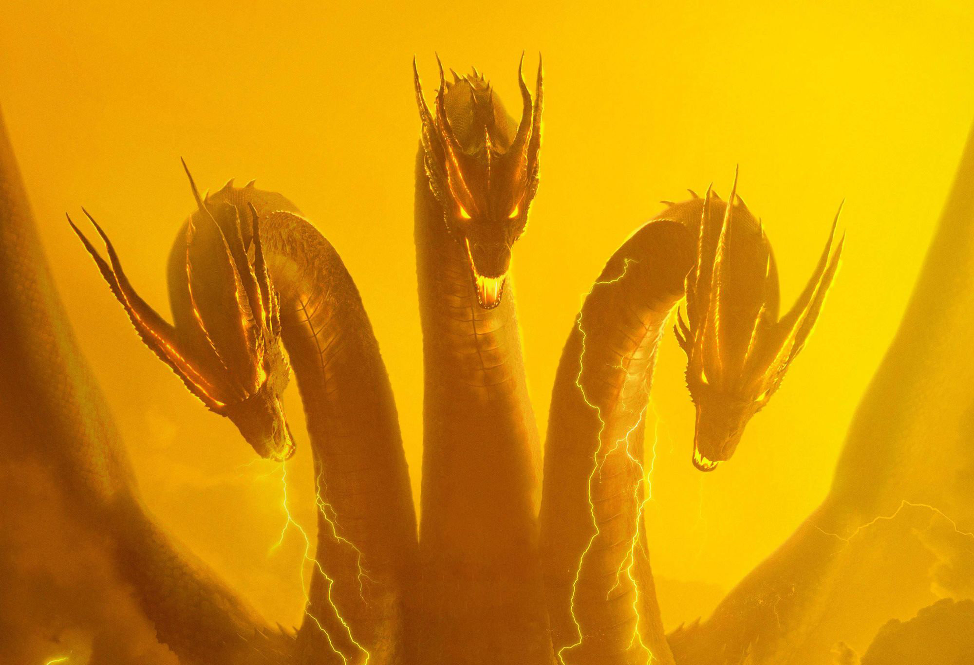 Ghidorah Reacts to Godzilla: King of the Monsters