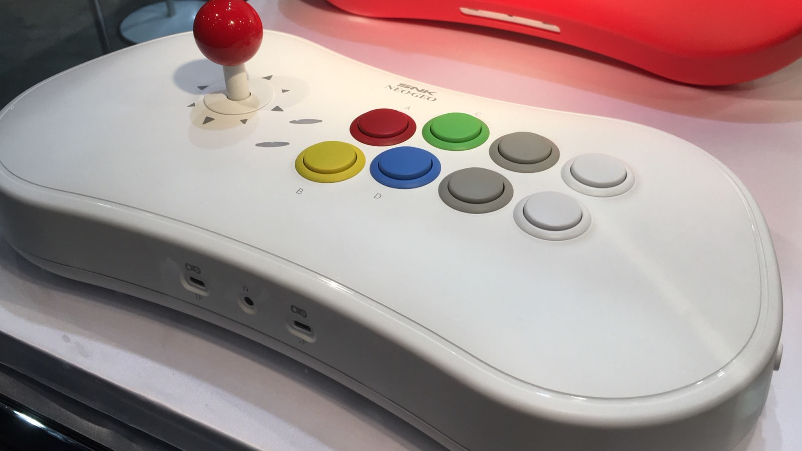 GadgetLust: NeoGeo Arcade Stick Pro