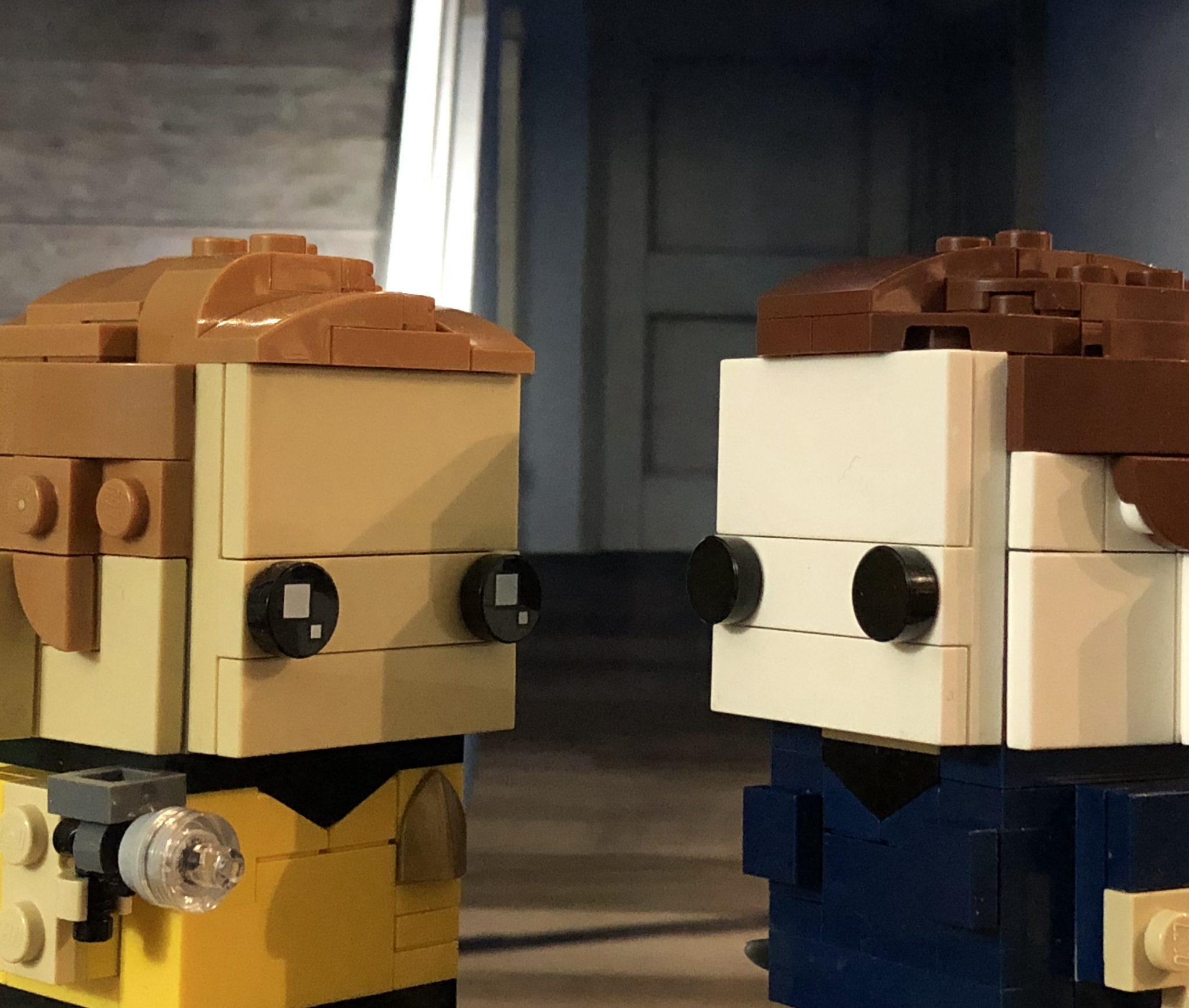 LEGO Brickheadz Theatre: Mirror, Mirror